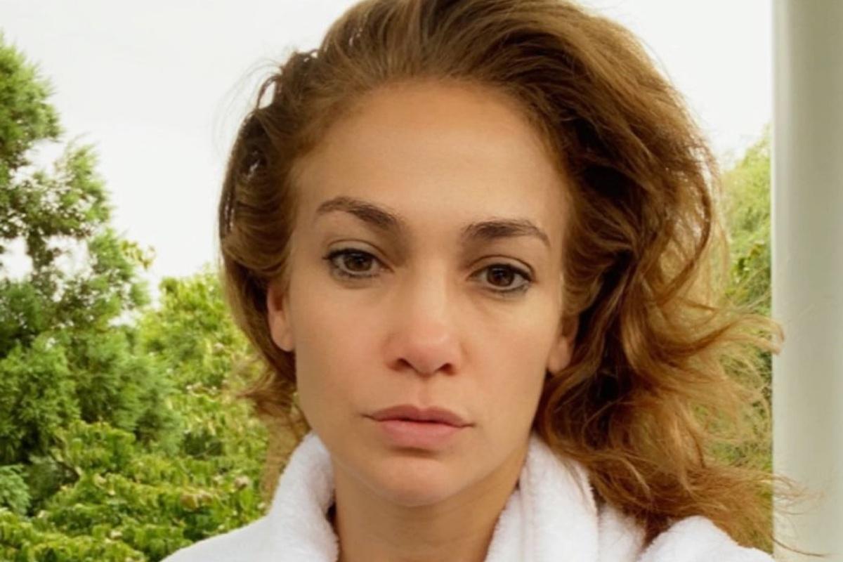Jennifer Lopez e la foto con i suoi figli
