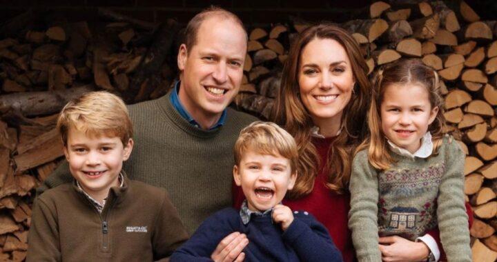 Kate Middleton e William Natale