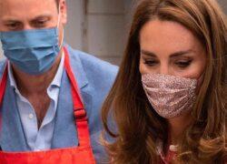 Kate Middleton e William