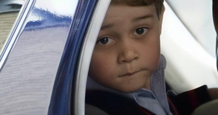 Kate Middleton figlio George