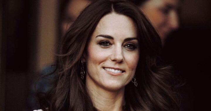Kate Middleton viso