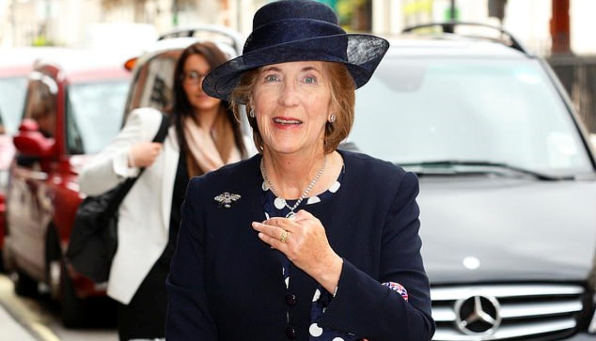 Morta Lady Celia Vestey