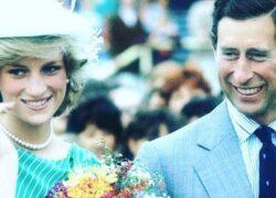 Lady Diana e Carlo foto