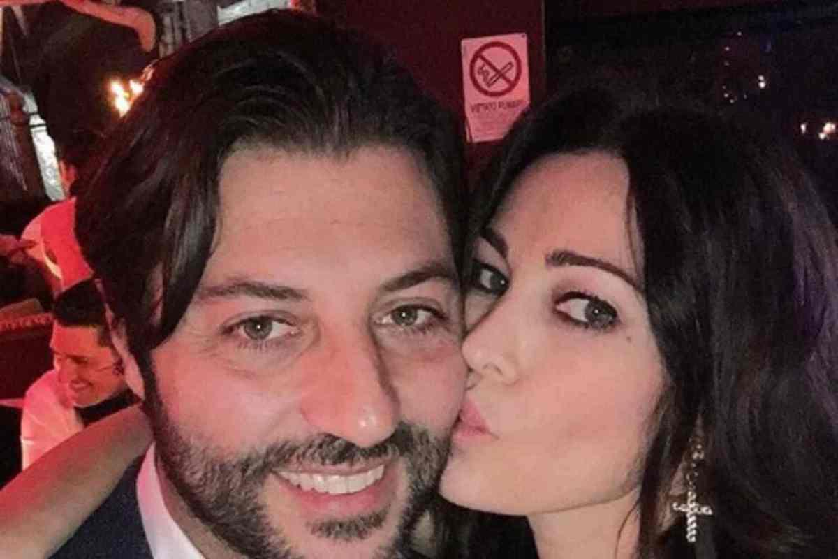Selfie Arcuri e Di Francesco