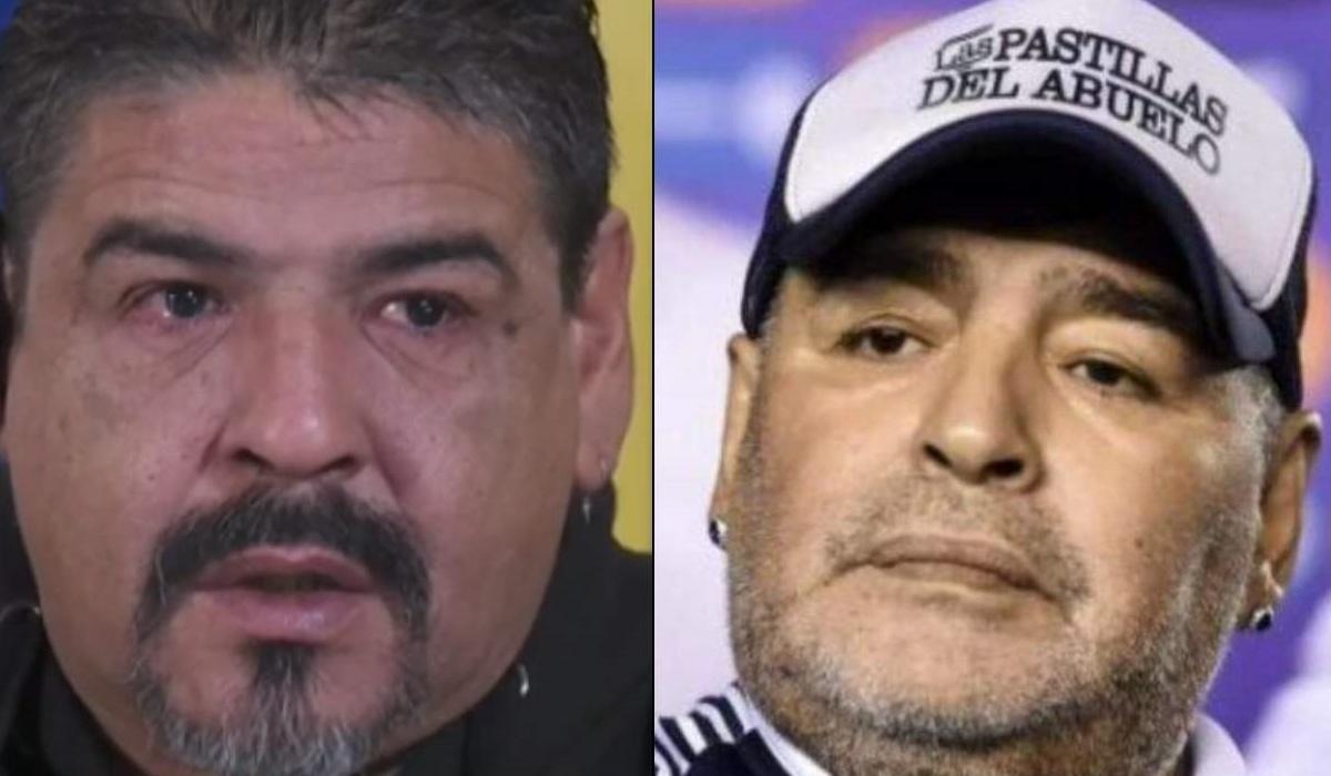 Hugo Maradona ospite a Domenica In