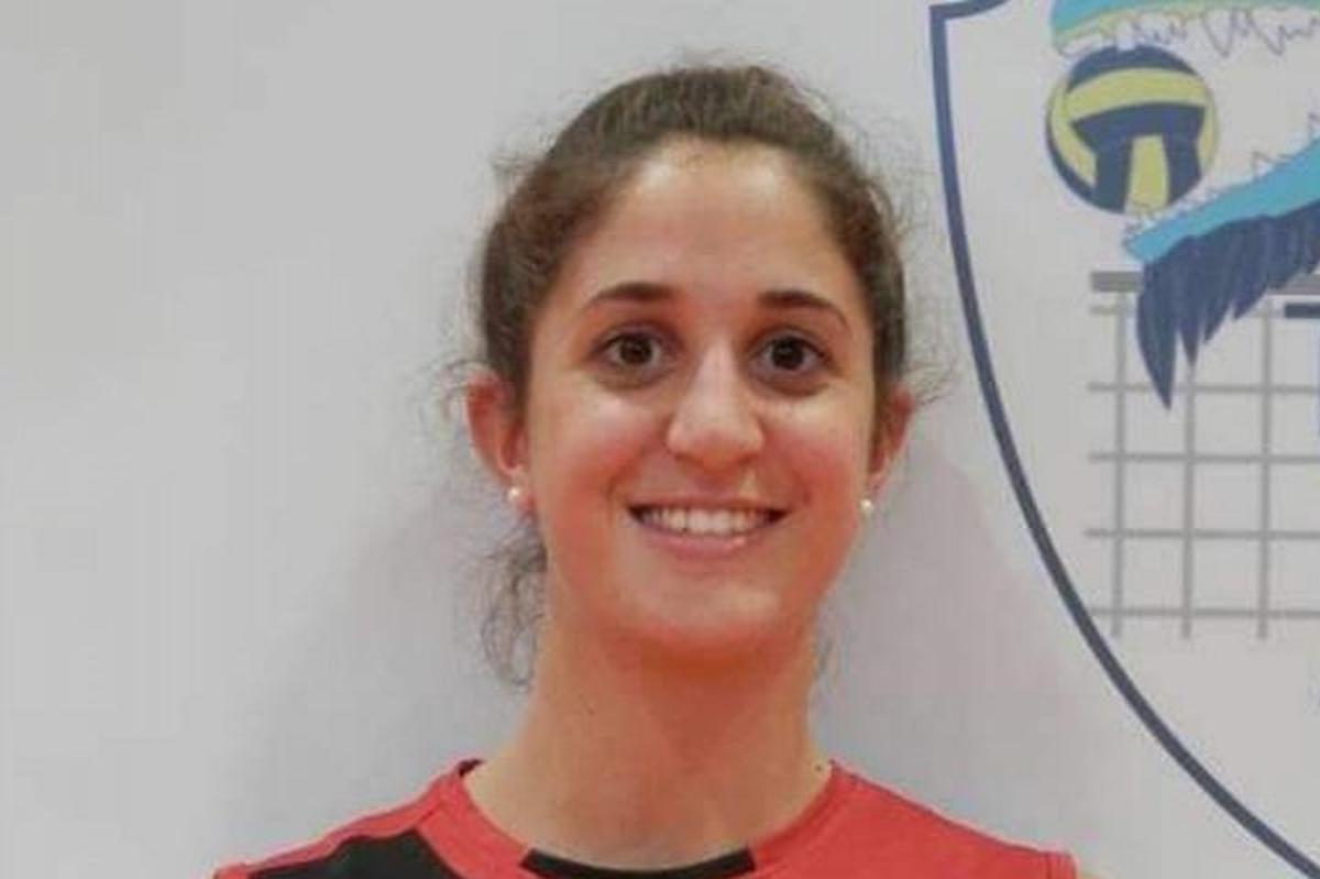 Pallavolista Marta Gori