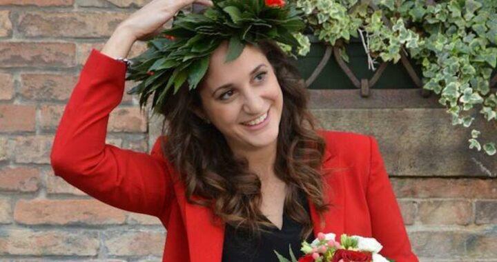 Marta Gori laureata