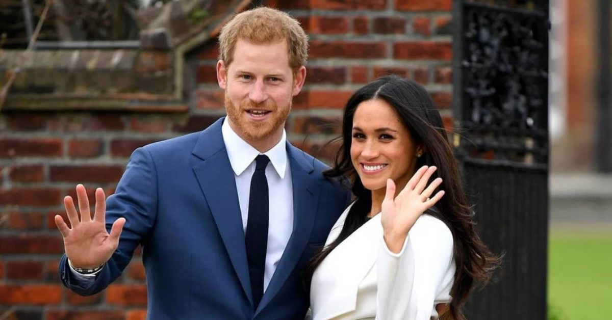 Meghan Markle ed Harry