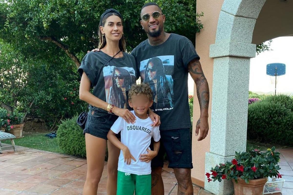 Melissa Satta e la fine della relazione con Boateng