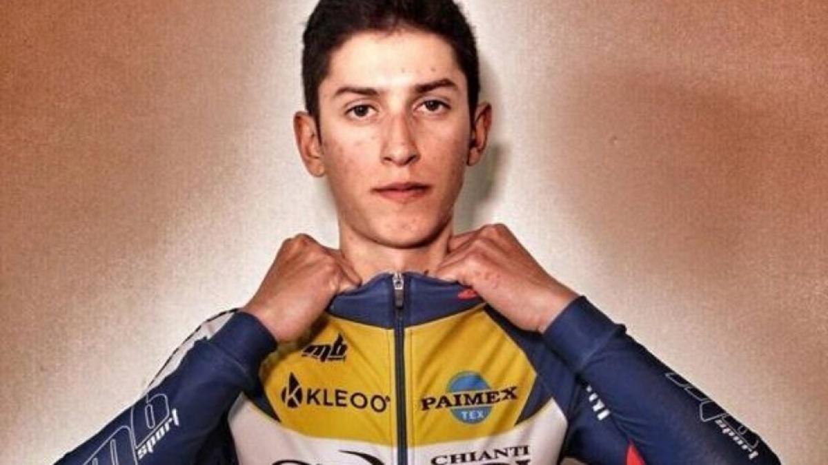 Michael Antonelli, ciclista di 21 anni, morto con il Covid
