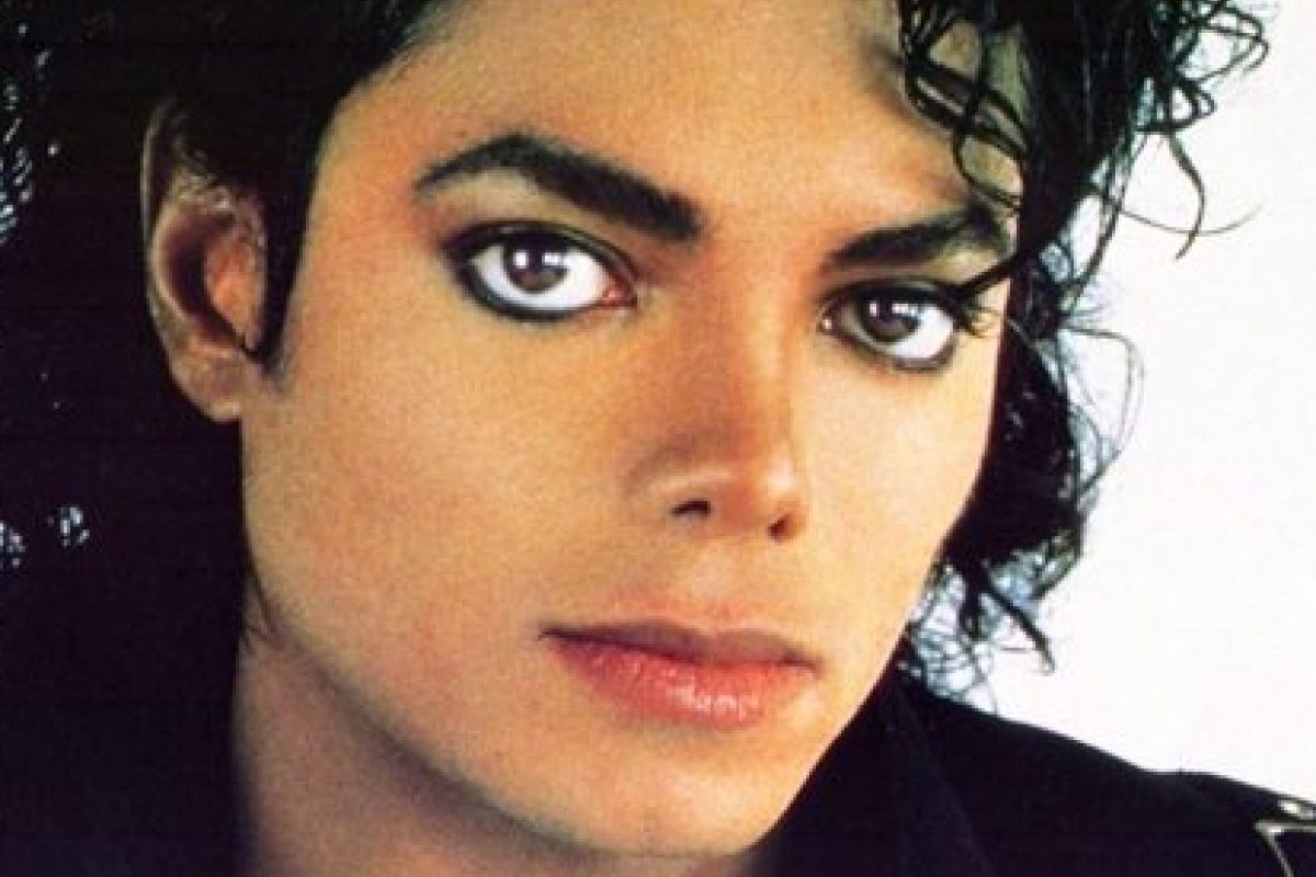 Primo piano Michael Jackson