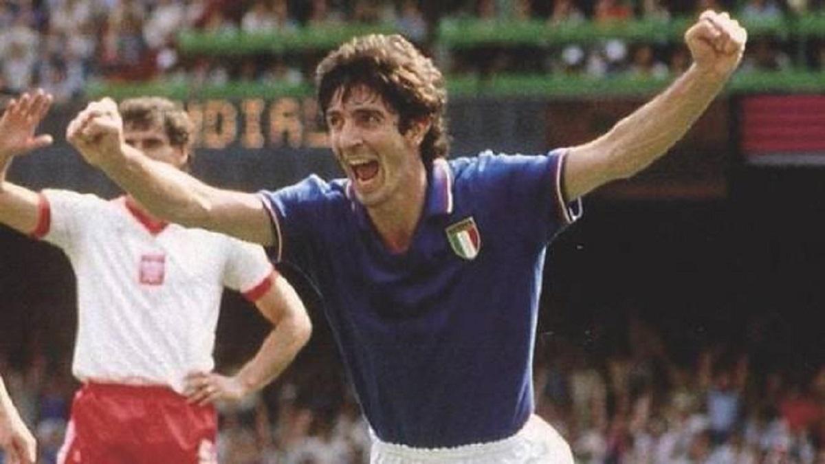 Paolo Rossi foto