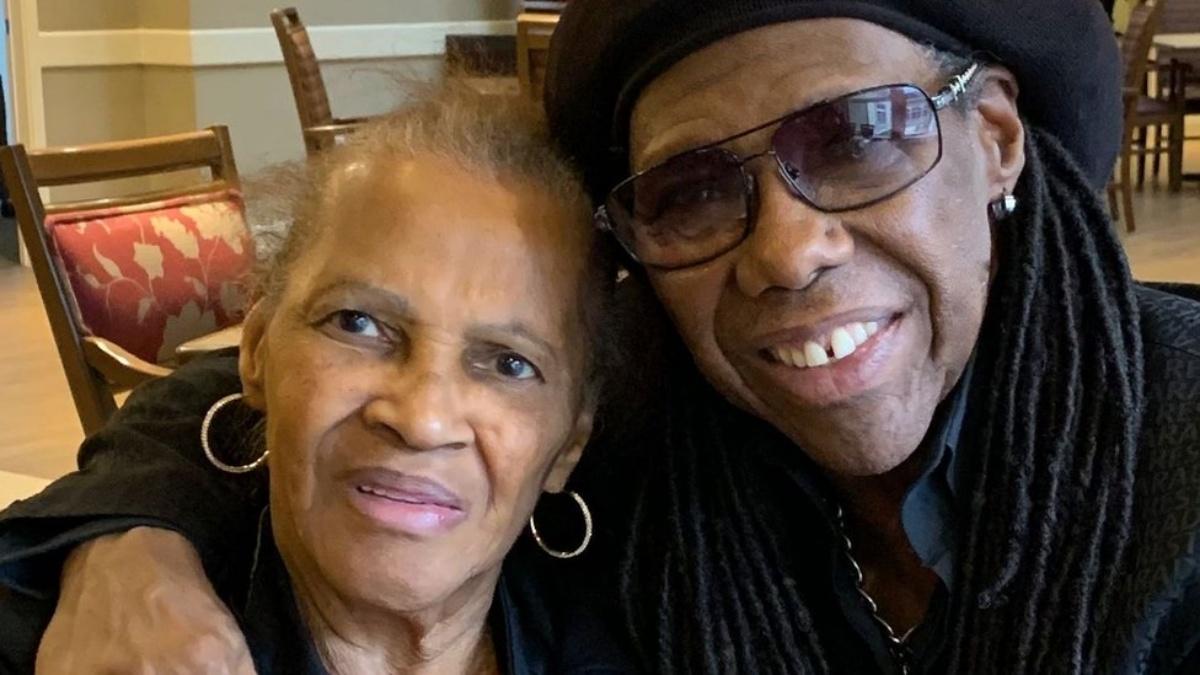 Grave lutto per Nile Rodgers: sua mamma è morta
