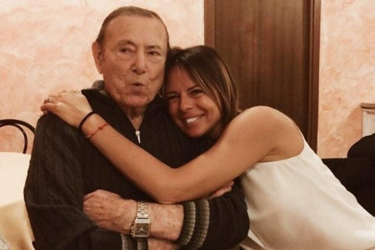 Paola Perego, morto il papà Pietro: aveva contratto il Covid