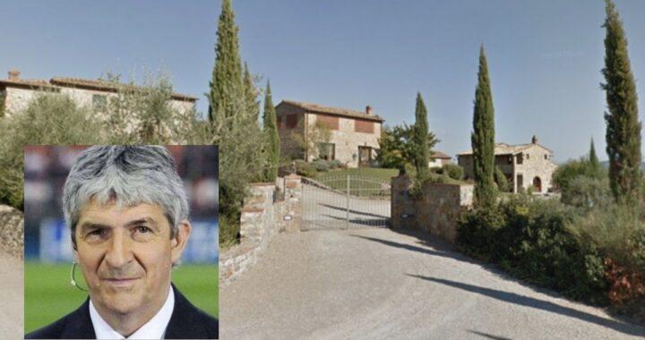 Svaligiata la casa di Paolo Rossi