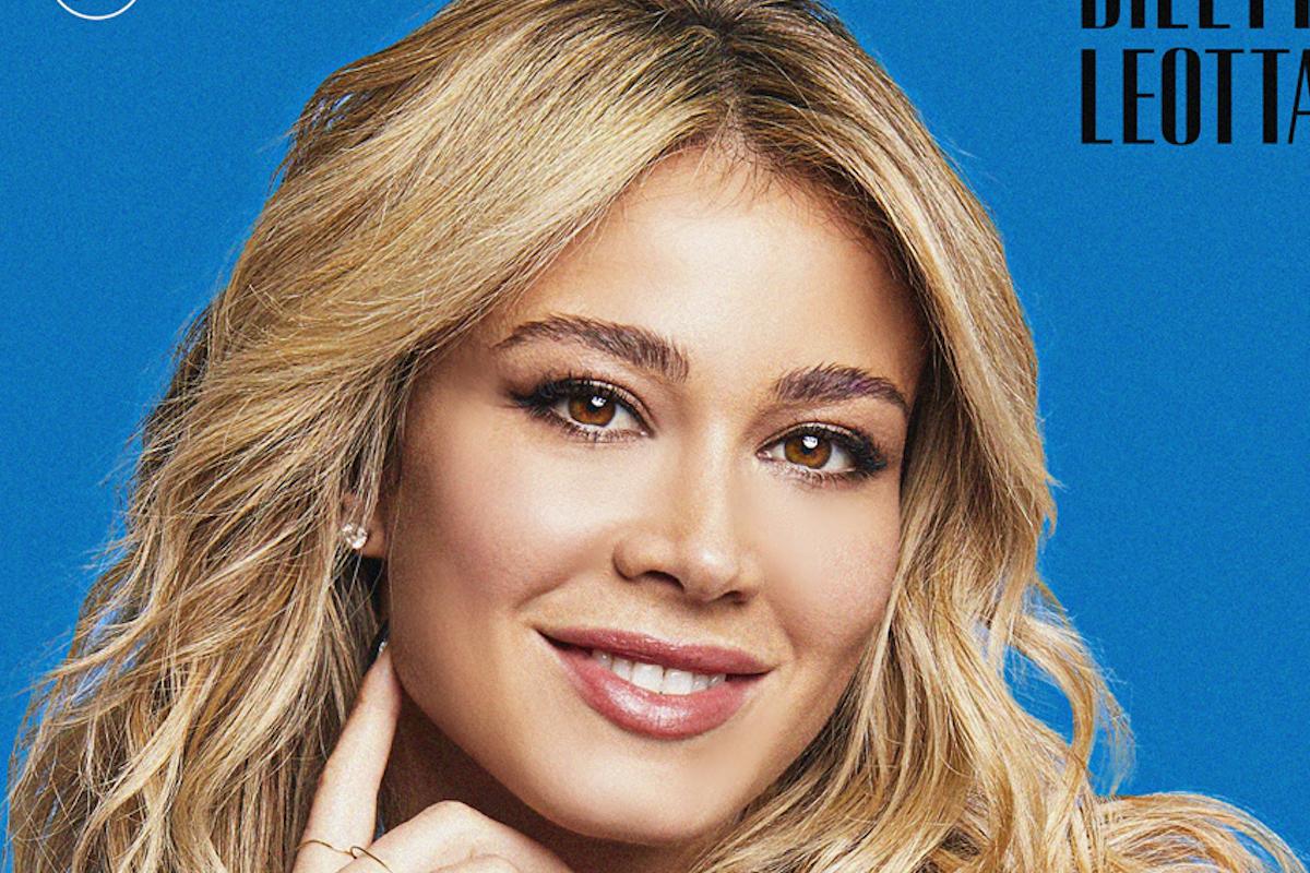 Diletta Leotta in copertina su Postalmarket