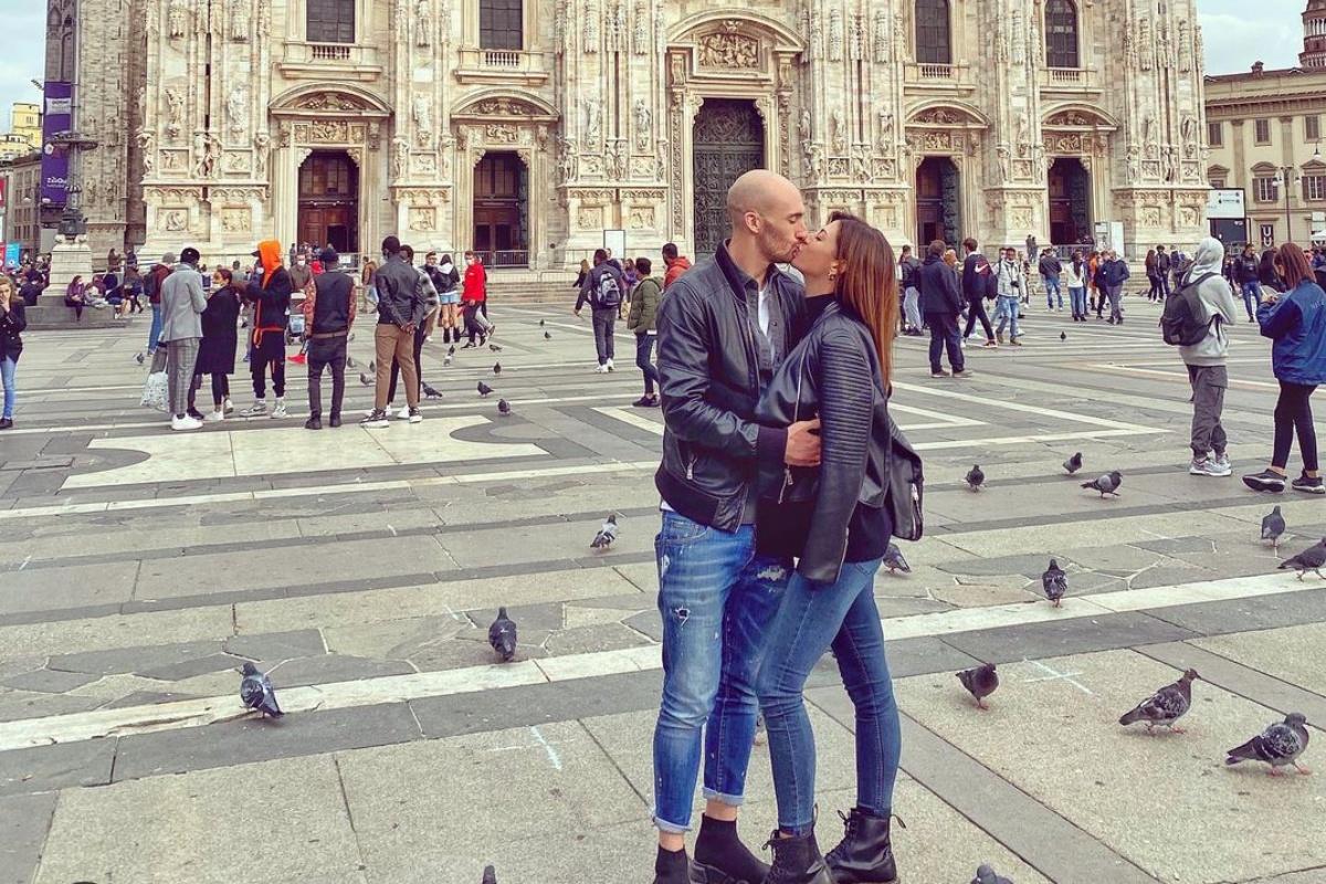 Roberta Mercurio ha annunciato di essere incinta