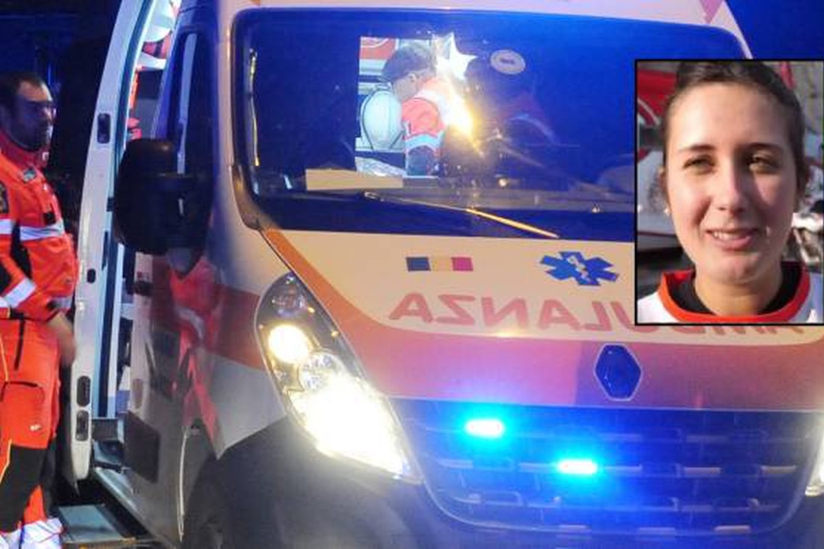 Ambulanza per Sara Lenzi
