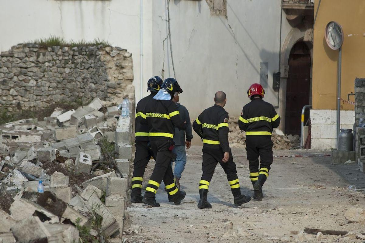 Terremoto a Casola in Lunigiana