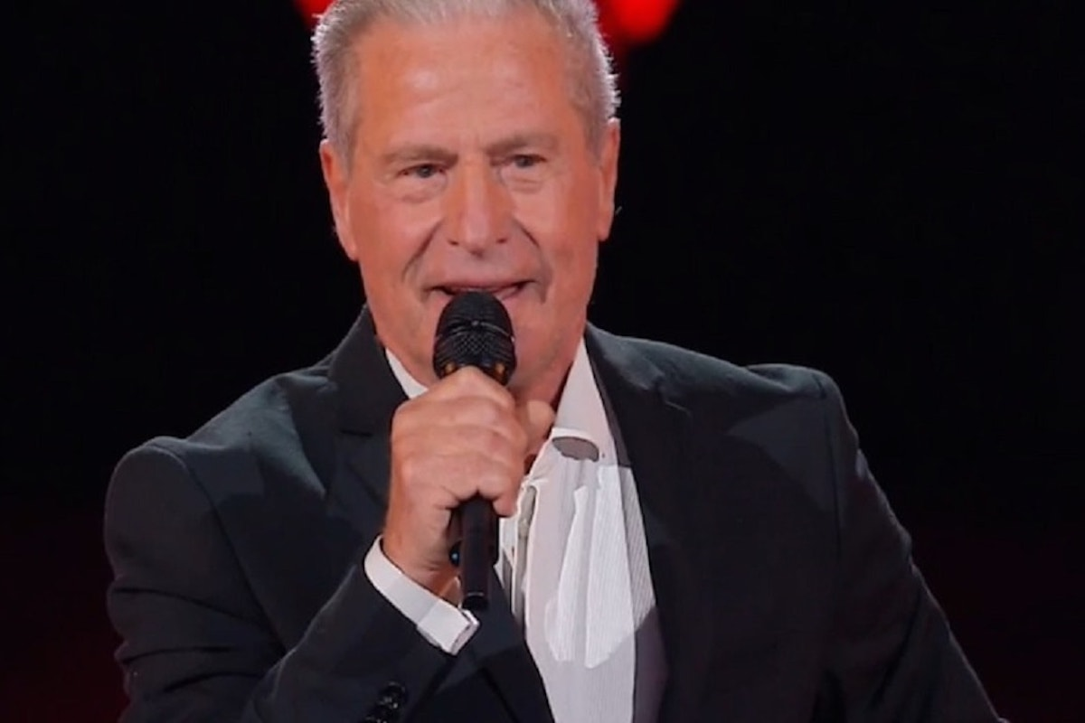 A The Voice Senior canta Giulio Todrani