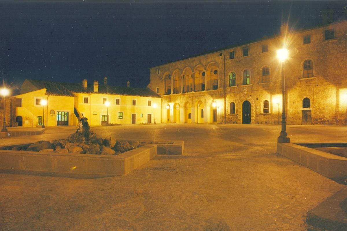 Piazza Cerveteri