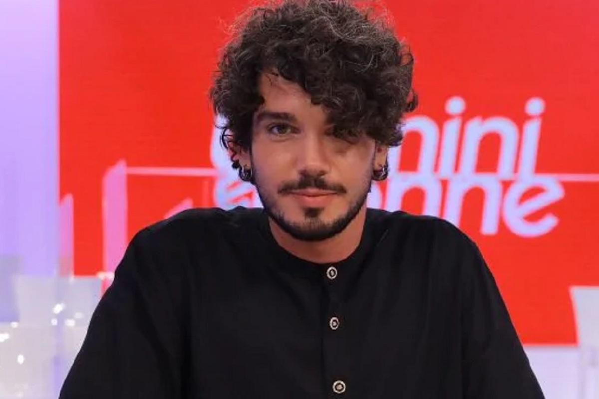 Gianluca De Matteis che sorride