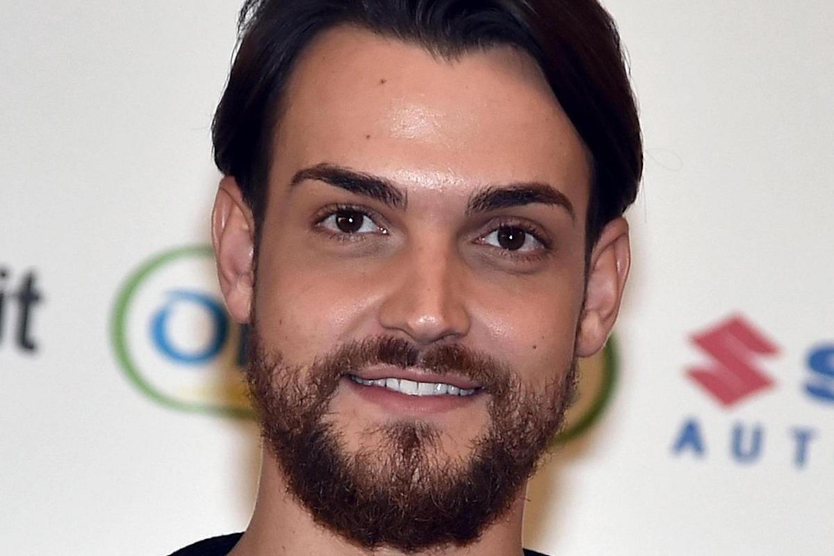 Valerio Scanu che sorride