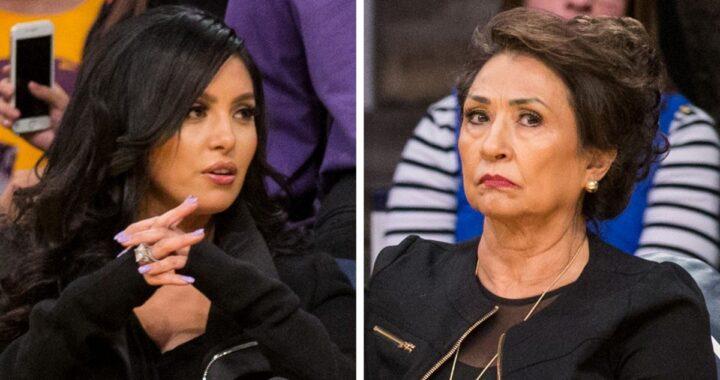 La denuncia di Vanessa Bryant a sua madre