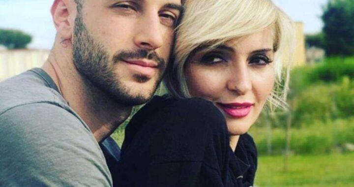 Foto di coppia Andreas Muller e Veronica Peparini