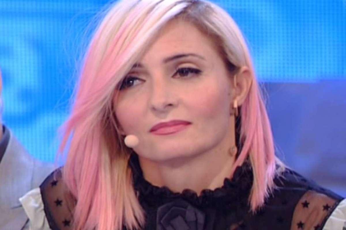 Veronica Peparini dietro la cattedra di Amici