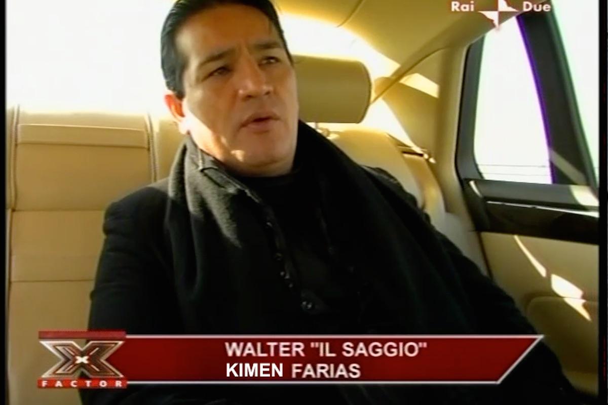 Kimen Farias partecipa a X Factor