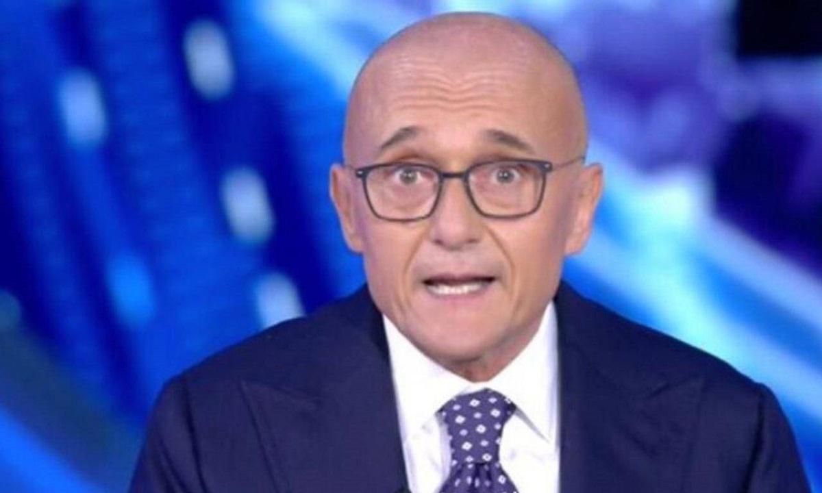 """Alfonso Signorini: concorrente fuori: """"Aveva pretese impossibili"""""""