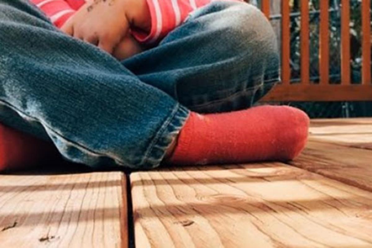 bambina 3 anni sottratta