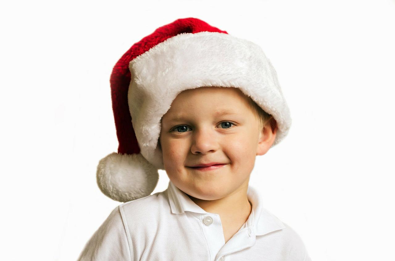 Bambino senza regali