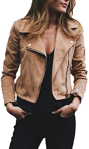 biker jacket donna