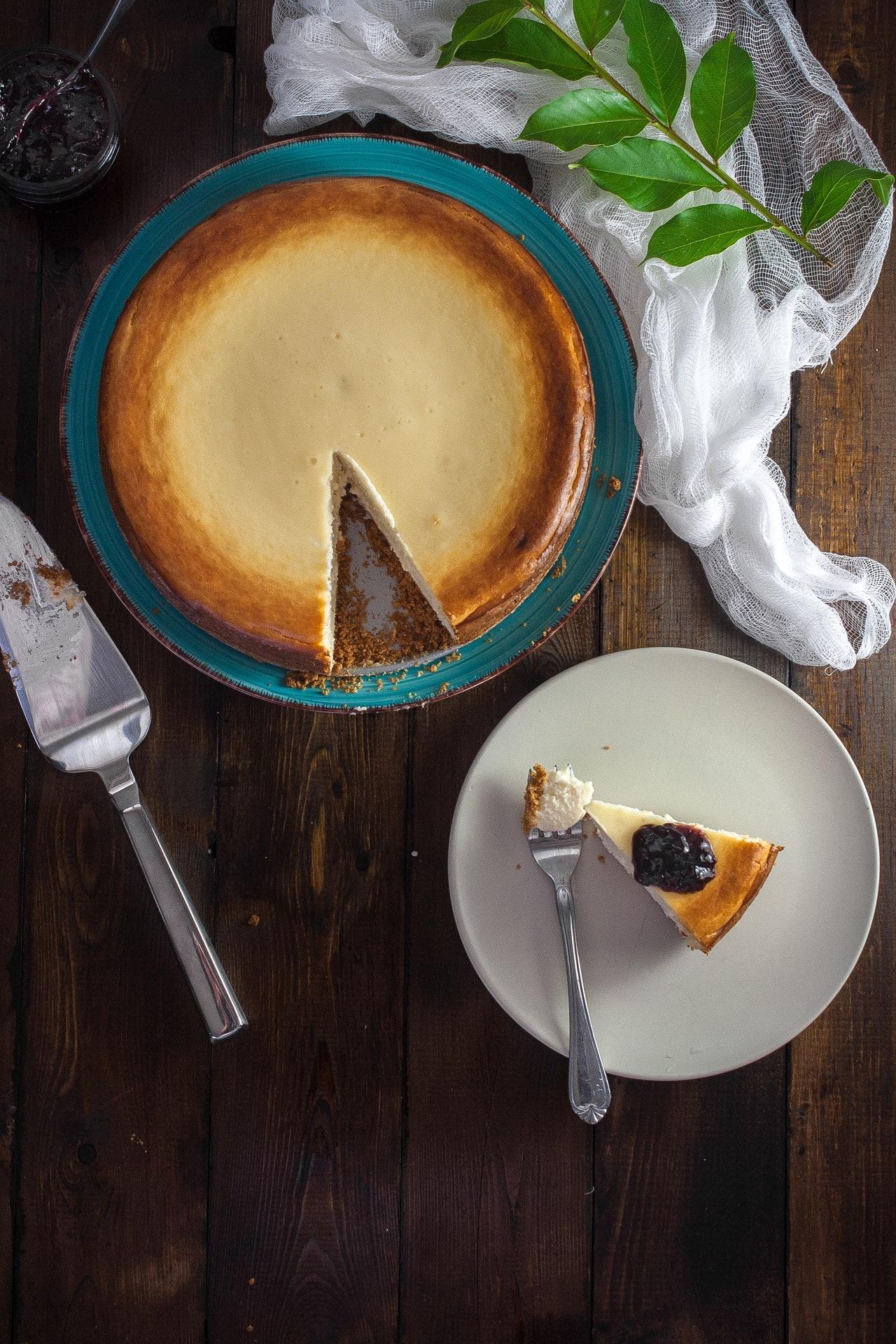 cheesecake-mango