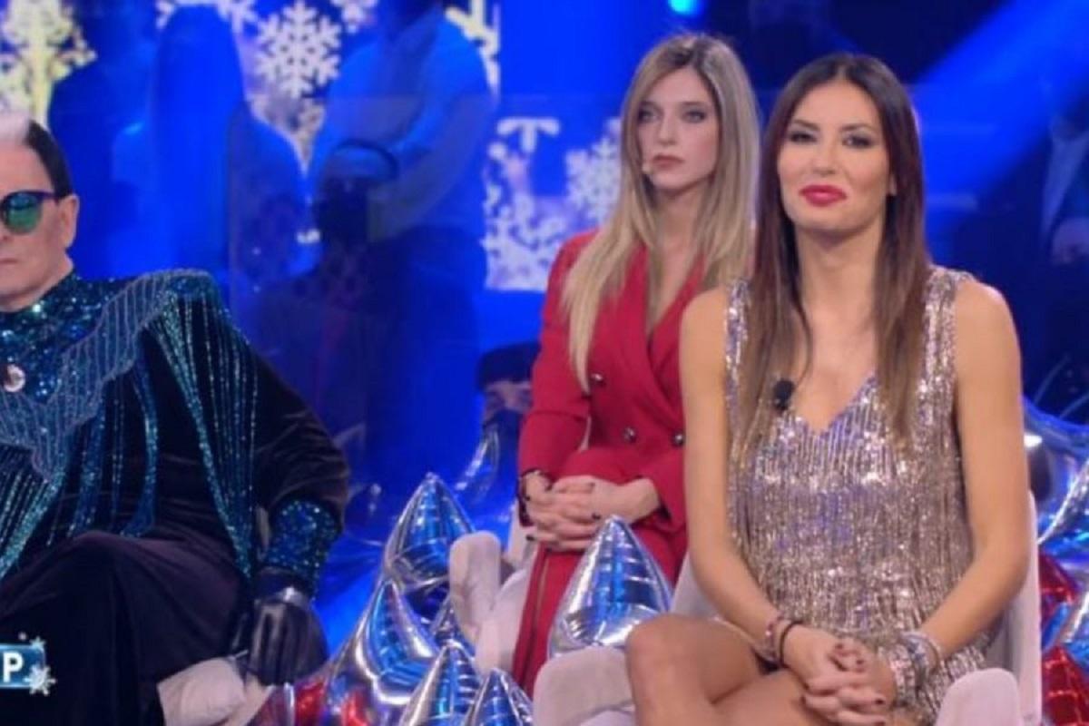 Elisabetta Gregoraci look scintillate