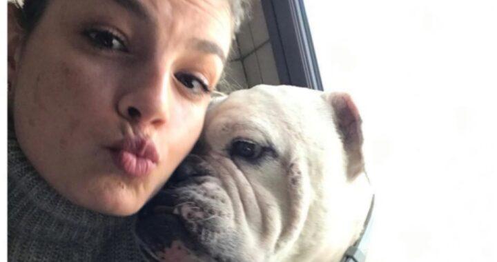 Morto il cane di Emma Marrone