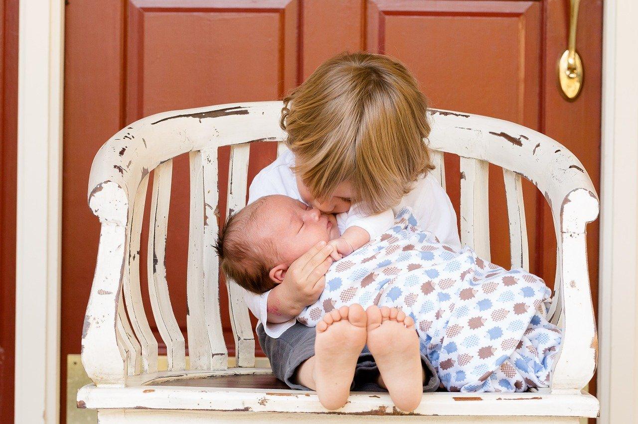 Quando nasce un fratellino