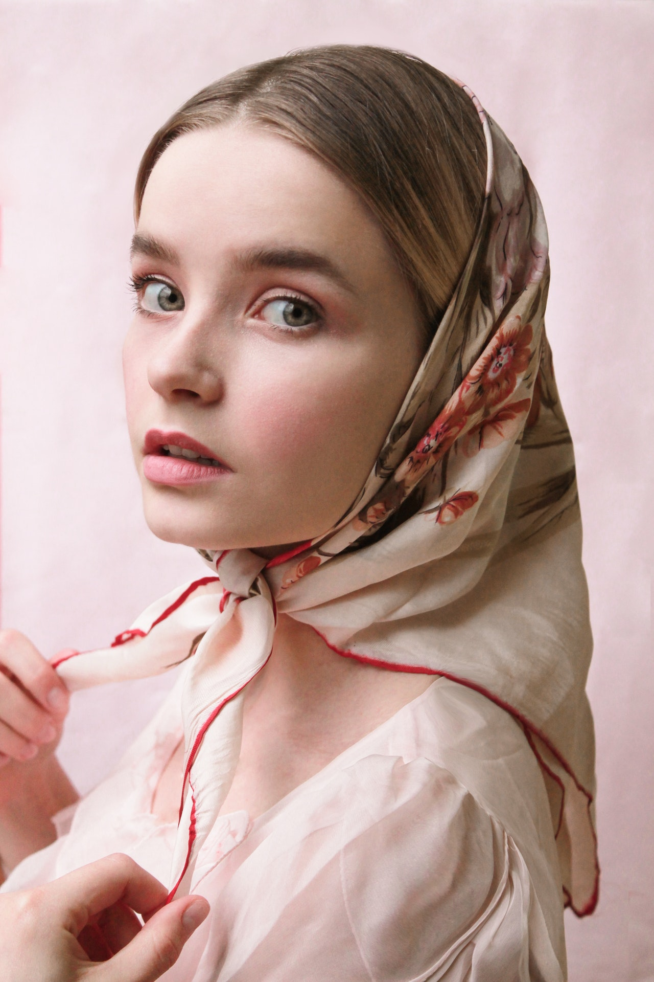 foulard-vintage