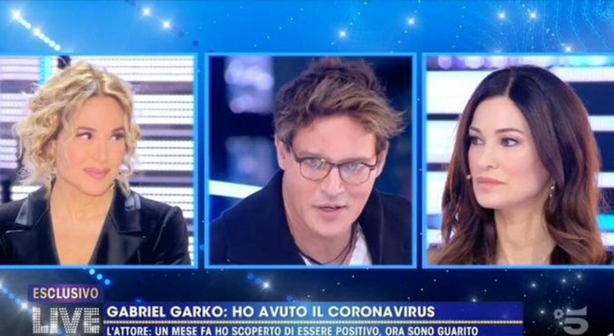 """Gabriel Garko: """"Ho avuto il Covid"""""""