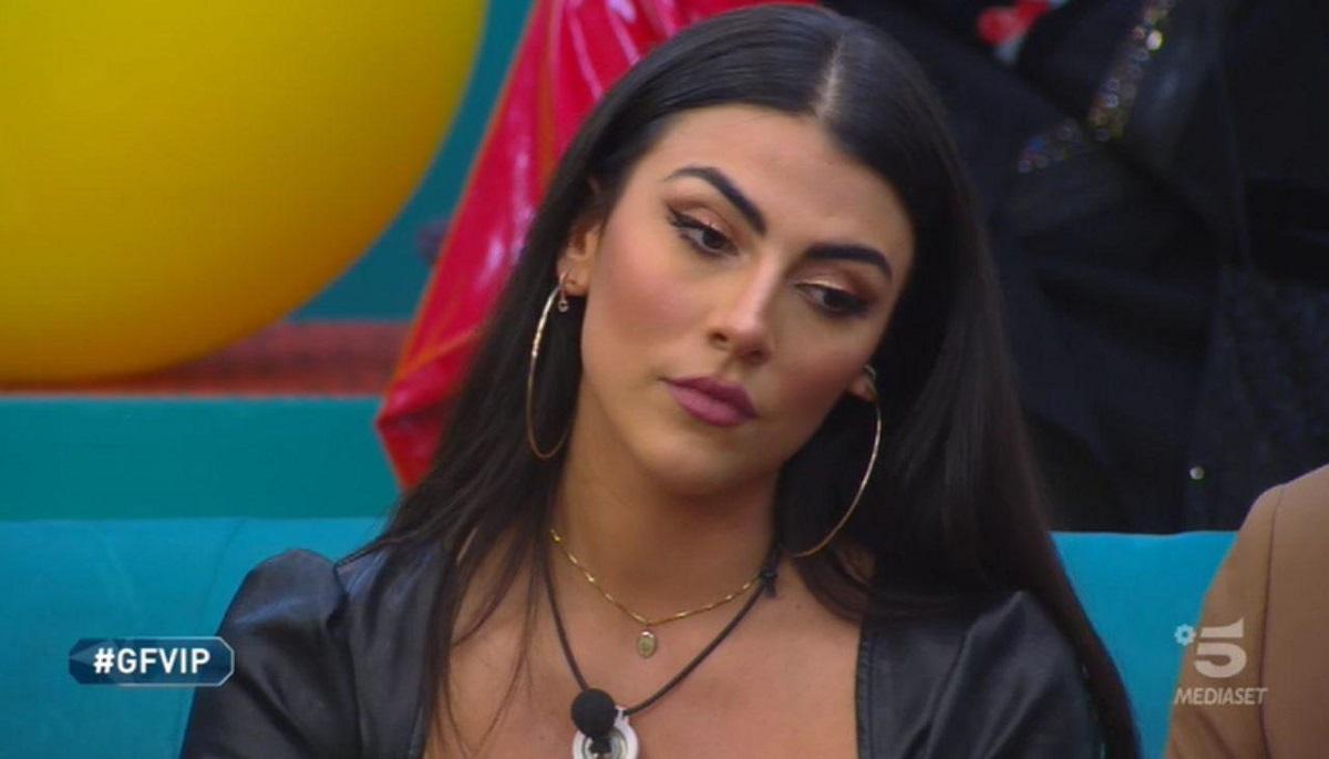 GF Vip: la frase di Giulia Salemi a Maria Teresa Ruta fa infuriare tutti