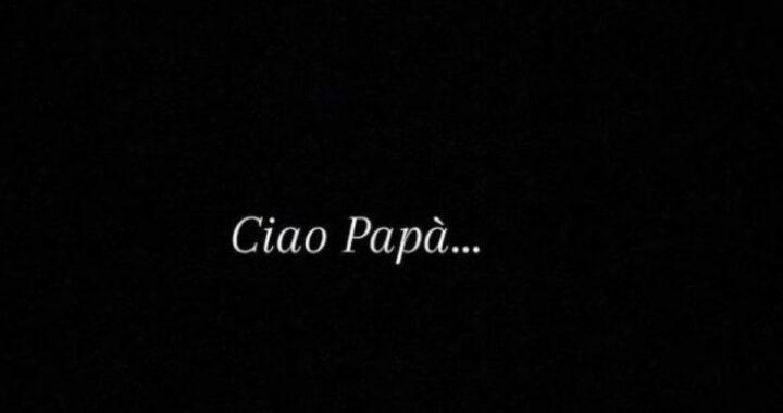 Morto il papà di Gianni Sperti