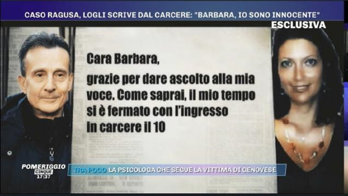 Lettera a Barbara D'Urso