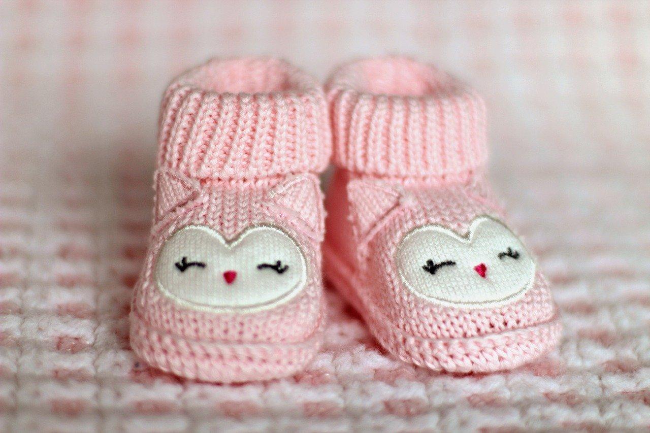 Nascita di una neonata