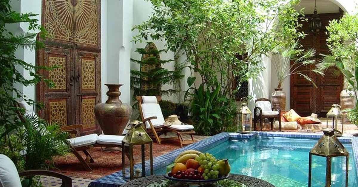 moroccan style
