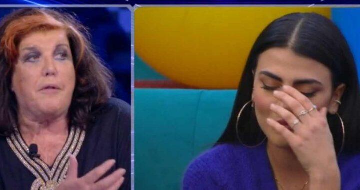 Patrizia De Blanck: bomba clamorosa lanciata nei confronti di Giulia Salemi