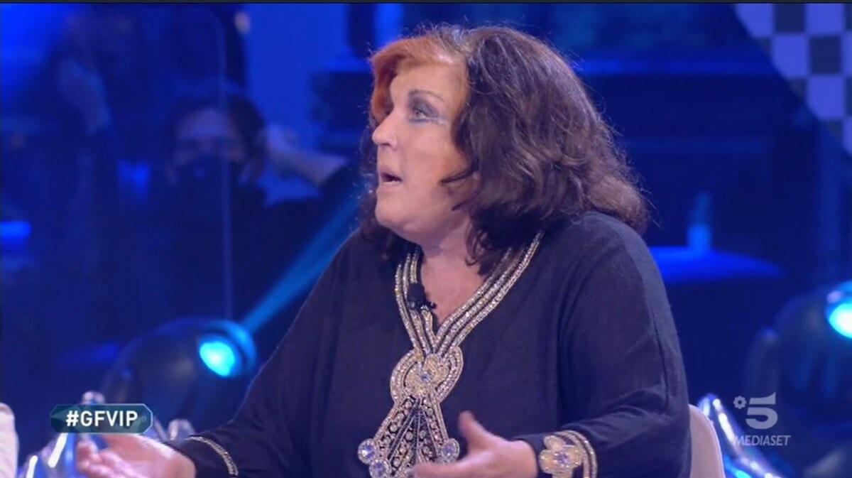 Patrizia De Blanck insulta Miriam