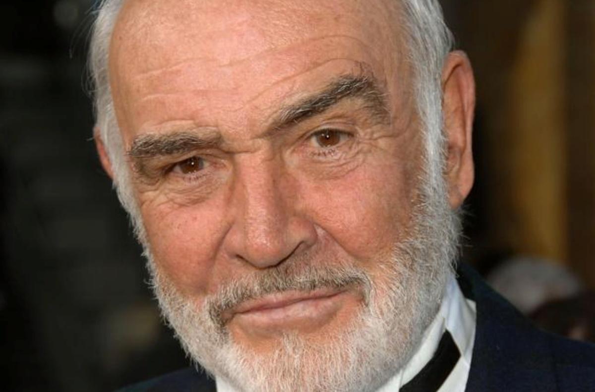 Sean Connery cause decesso