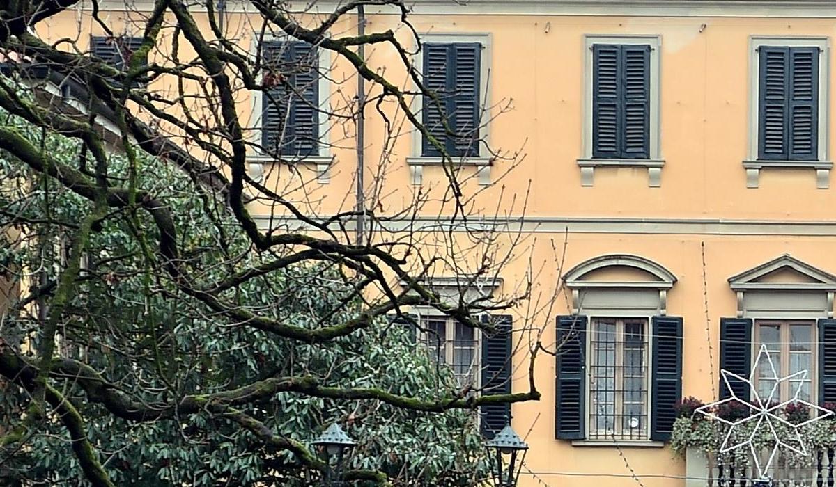 Berlusconi Silvio villa arcore